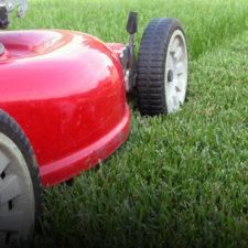 Tonte de pelouse à Terrebonne et alentours - Vert l